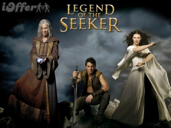 Legend of the Seeker Seasons 1 and 2