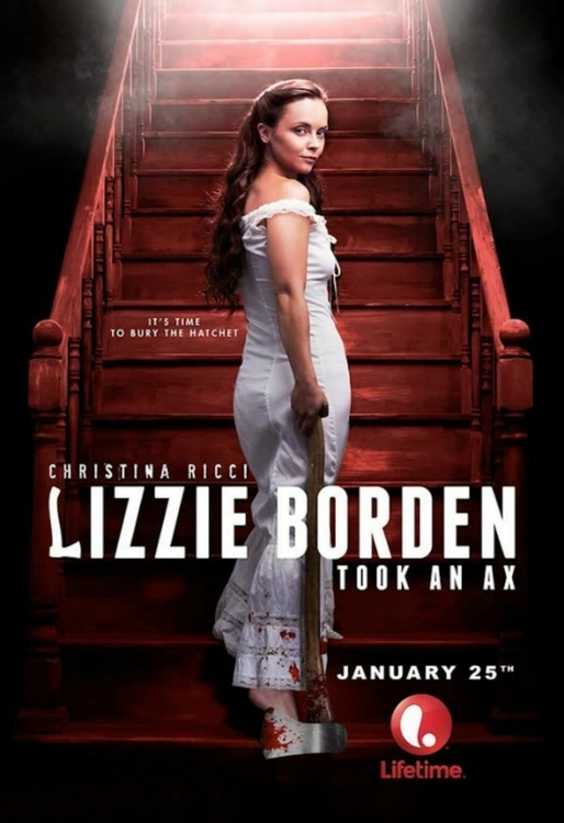 Lizzie Borden Took An Ax starring Christina Ricci