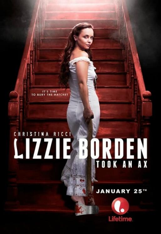 Lizzie Borden Took An Ax starring Christina Ricci