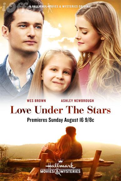Love Under the Stars 2015 starring Ashley Newbrough