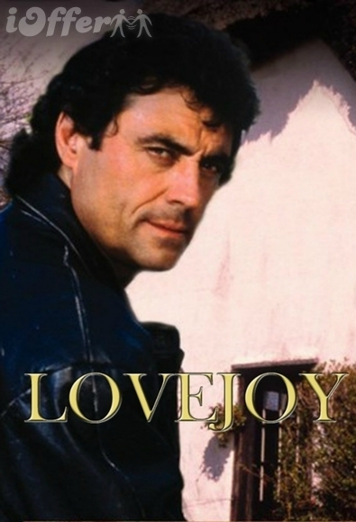 Lovejoy Complete 6 Seasons starring Ian McShane