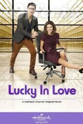 Lucky in Love 2014 Starring Jessica Szohr