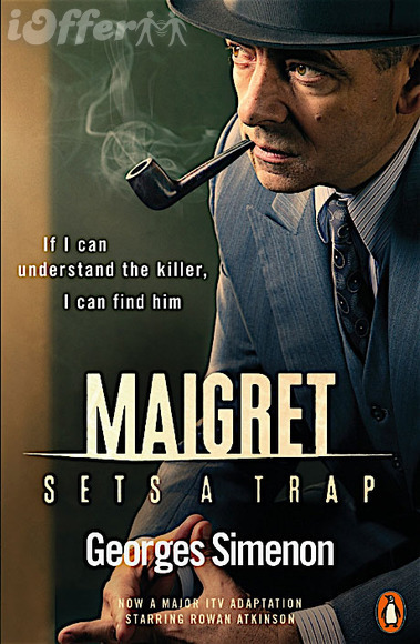 Maigret Sets a Trap starring Rowan Atkinson (2016)