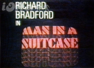 Man in a Suitcase 1967 Series starring Richard Bradford