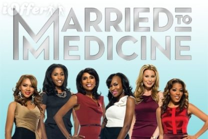 Married to Medicine Atlanta Season 4 with Reunion 1