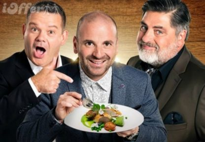 Masterchef Australia 2017 Season 9 with Finale 1