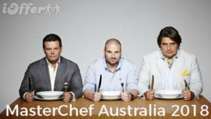 Masterchef Australia Season 10 (2018) with Finale 1