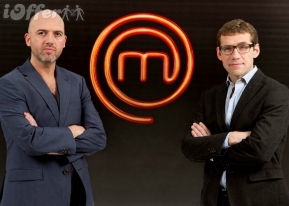 Masterchef Ireland Season 3 (2014) FREE SHIPPING