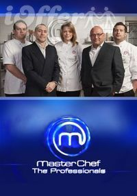 Masterchef the Professionals UK Season 8 (2015)