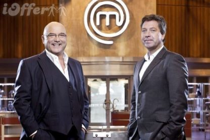 Masterchef UK Season 13 Complete with Finale 1
