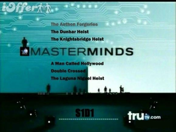 Masterminds Canadian Series COMPLETE 61 Episodes