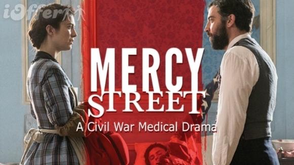 Mercy Street (2016) Complete Series