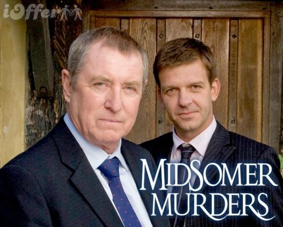 Midsomer Murders Complete Season 16