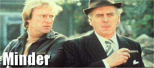 Minder Seasons 1, 2, 3, 4, 5, 6, 7, 8, 9 and 10