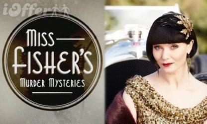 Miss Fisher's Murder Mysteries Season 3 (2015) 1