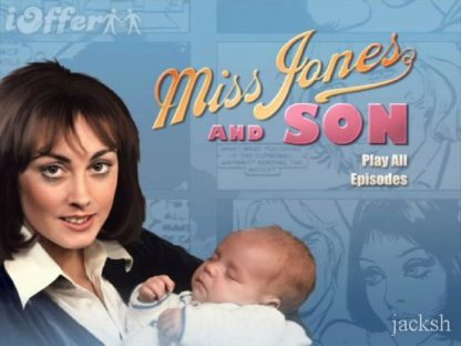 Miss Jones and Son COMPLETE Seasons 1 and 2 1