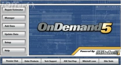 Mitchell OnDemand On Demand 2015 Full (Hard Drive) 1