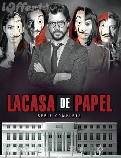 Money Hesit (La casa de papel) Seasons 1 and 2 Eng Subs