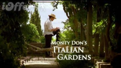 Monty Don's Italian Gardens COMPLETE Series 1