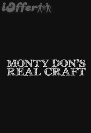 Monty Don's Real Craft with All Episodes