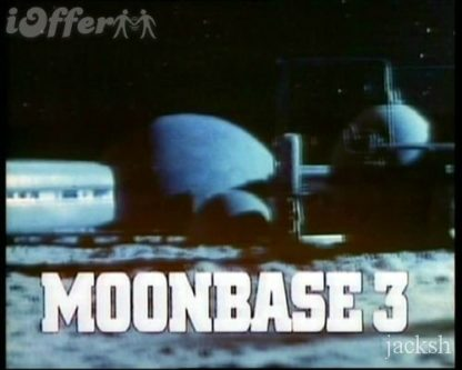 Moonbase 3 (1973) Complete Series 1