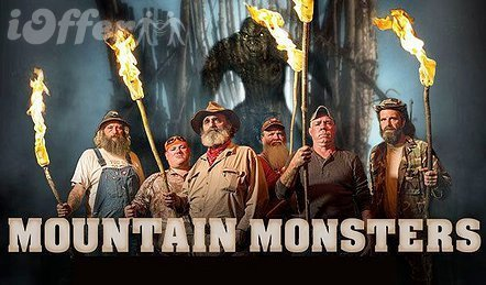 Mountian Monsters Season 5 (Complete) 2017