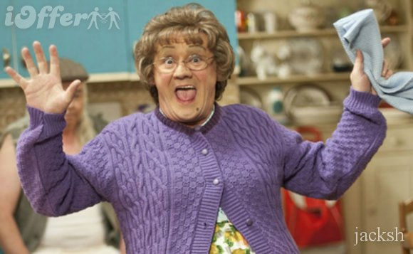 Mrs Brown's Boys COMPLETE Seasons 1 and 2