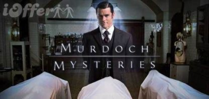 Murdoch Mysteries Season 7 Complete FREE SHIPPING 1