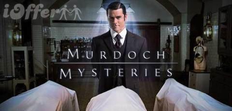 Murdoch Mysteries Season 7 Complete FREE SHIPPING