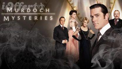 Murdoch Mysteries Season 9 (2016) wth Christmas Special 1