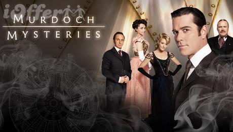 Murdoch Mysteries Season 9 (2016) wth Christmas Special