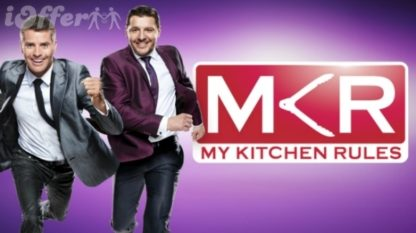My Kitchen Rules AU Season 7 (2016) with Finale 1