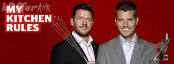 My Kitchen Rules New Zealand Season 2 (New)