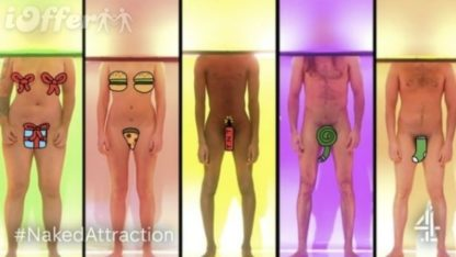 Naked Attraction Season 2 Complete with 10 Episodes 1