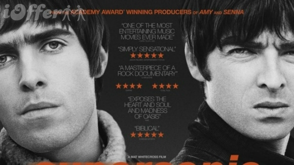 Oasis: Supersonic (2016) Documentary Film