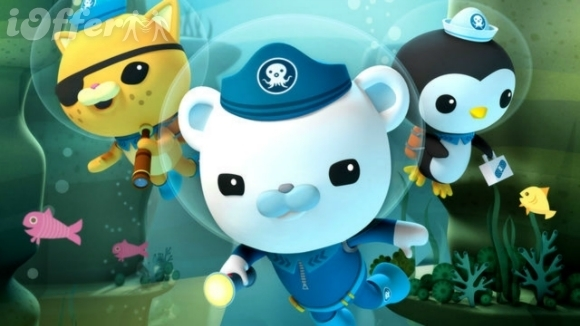 Octonauts Season 2 and 3 with All Episodes