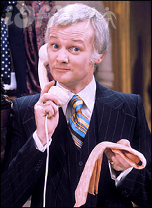 Odd Man Out 1977 starring John Inman 1