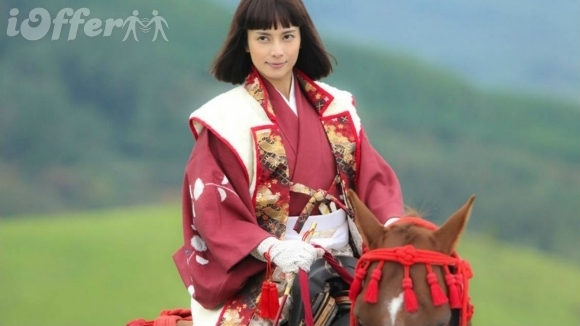 Onna Joushu Naotora Complete 50 Episodes English Subs