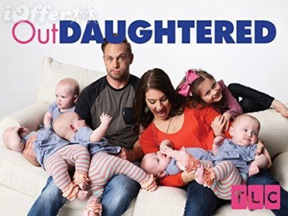Outdaughtered Complete Seasons 1, 2 and 3 1