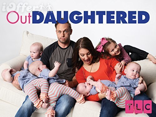 Outdaughtered Complete Seasons 1, 2 and 3