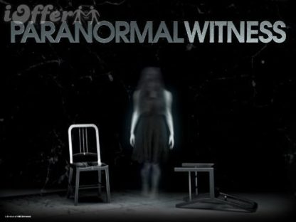 Paranormal Witness Seasons 1 and 2 Complete 1