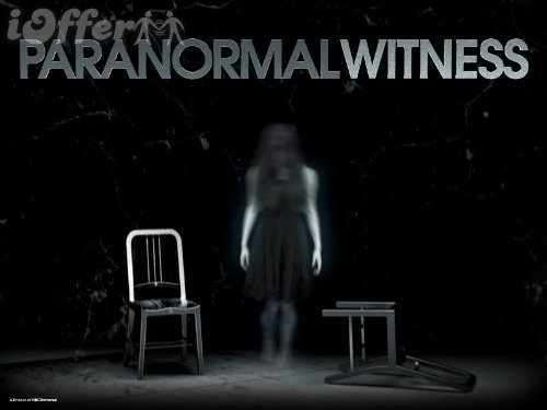 Paranormal Witness Seasons 1 and 2 Complete