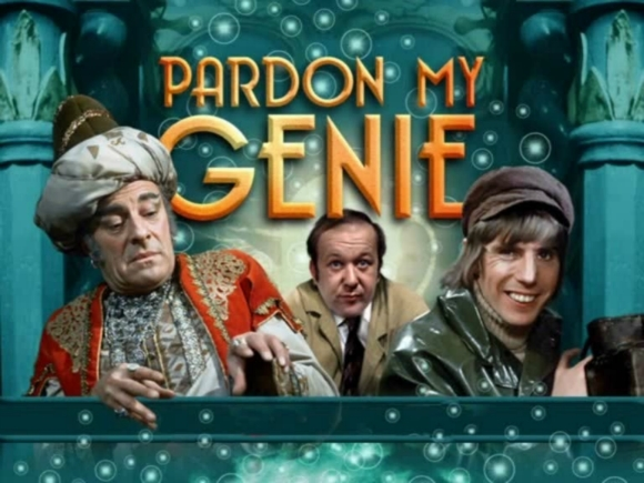 Pardon My Genie (1972-1973) Complete Series