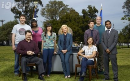Parks and Recreation Seasons 1, 2, 3, 4 and 5 2