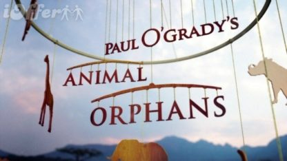 Paul O'Grady's Animal Orphans Seasons 2 and 3 1