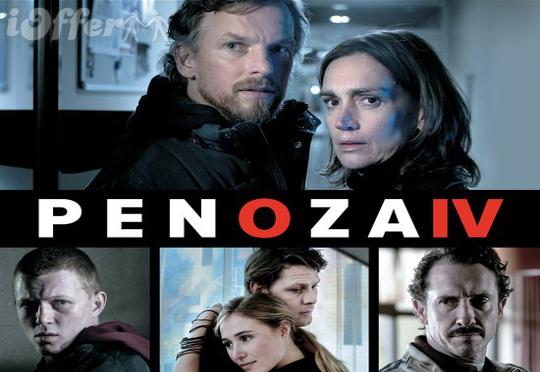 Penoza (Black Widow) Season 4 with English Subtitles