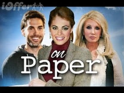 Perfect on Paper starring Lindsay Hartley (2014) 1
