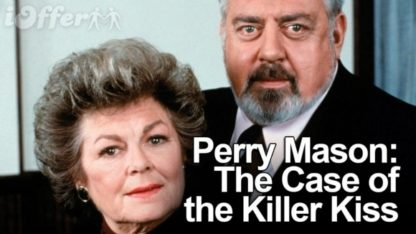 Perry Mason: The Case of the Killer Kiss 1