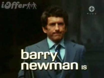 Petrocelli starring Barry Newman Complete Series 1