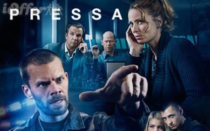 Pressa Seasons 1 and 2 (Iceland) with English Subtitles 1
